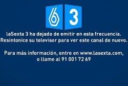 lasexta3 testcard