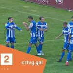 El fútbol de 2ª B y Tercera vuelve a la TVG2 con todos los equipos gallegos