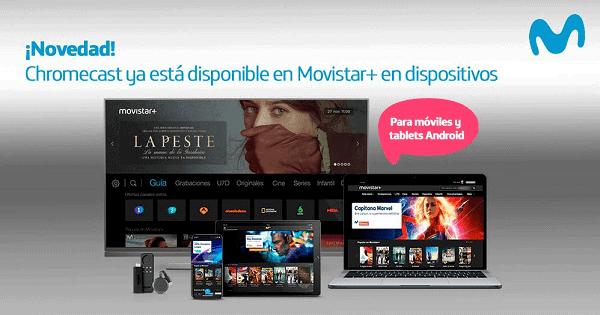 Movistar Chromecast